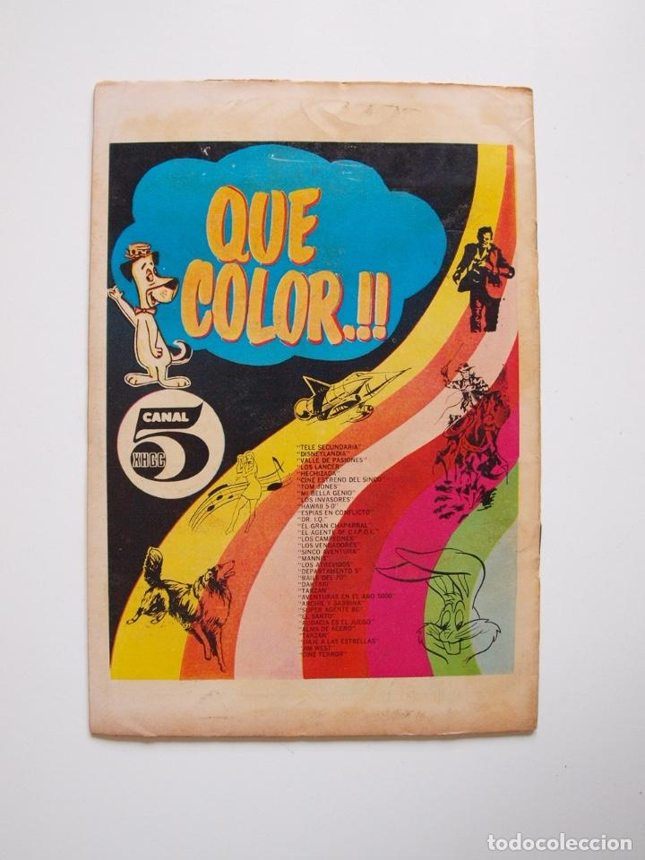 Tebeos: SUPERMÁN - Nº 792 - LA HERMANA MAYOR DE SUPERNIÑA - NOVARO 1970 - Foto 5 - 205718932