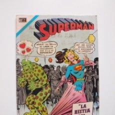 Tebeos: SUPERMÁN - Nº 796 - LA BESTIA DEL CIRCO - NOVARO 1971. Lote 205719936