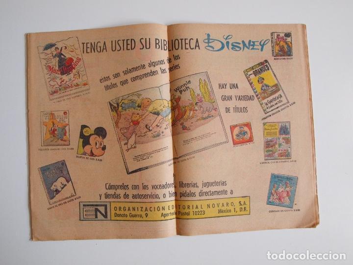 Tebeos: SUPERMÁN - Nº 796 - LA BESTIA DEL CIRCO - NOVARO 1971 - Foto 4 - 205719936