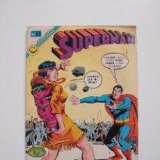 Tebeos: SUPERMÁN - Nº 867 - LUISA LANE, ROSA Y ESPINA - NOVARO 1972. Lote 205721108