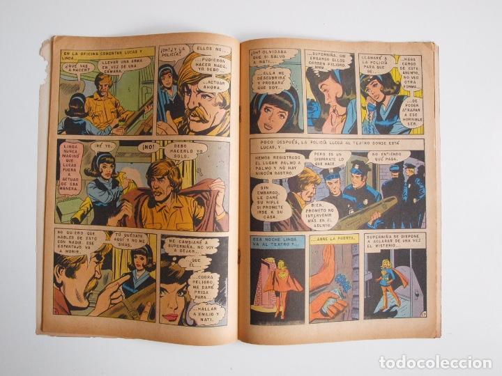Tebeos: SUPERMÁN - Nº 888 - SOSPECHA CONFIRMADA - SUPERNIÑA, EL SEÑOR FISCAL - NOVARO 1972 - Foto 4 - 205723966
