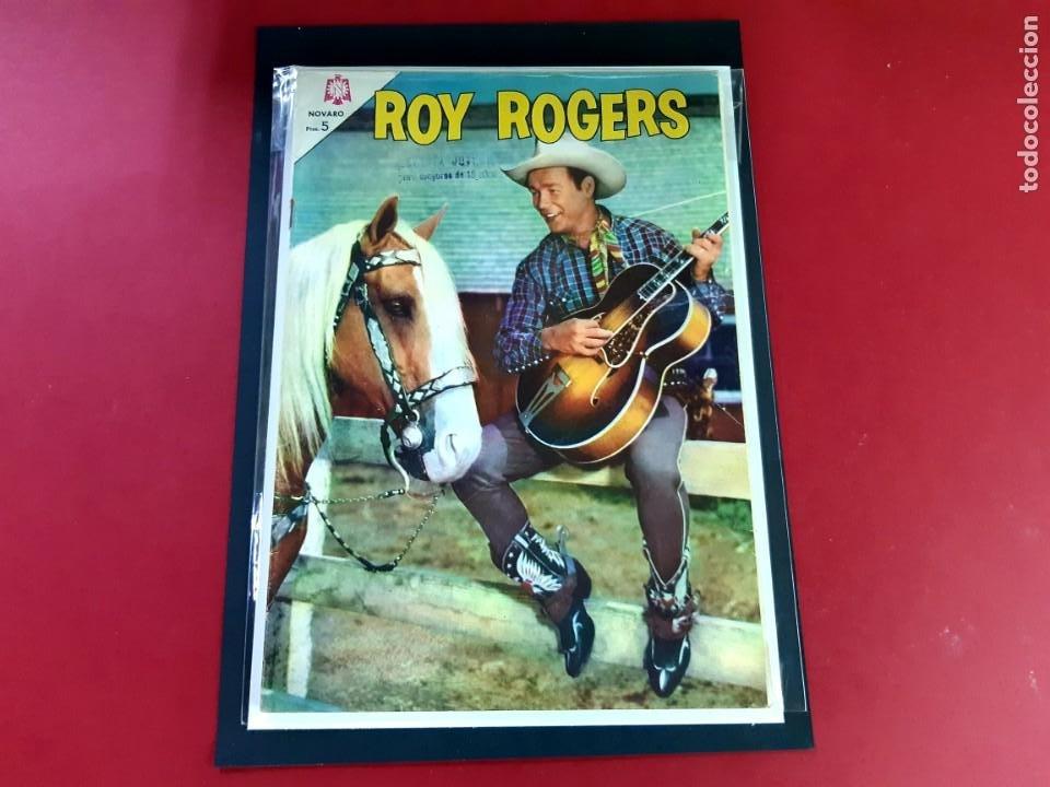 ROY ROGERS Nº 148 EXCELENTE ESTADO (Tebeos y Comics - Novaro - Roy Roger)