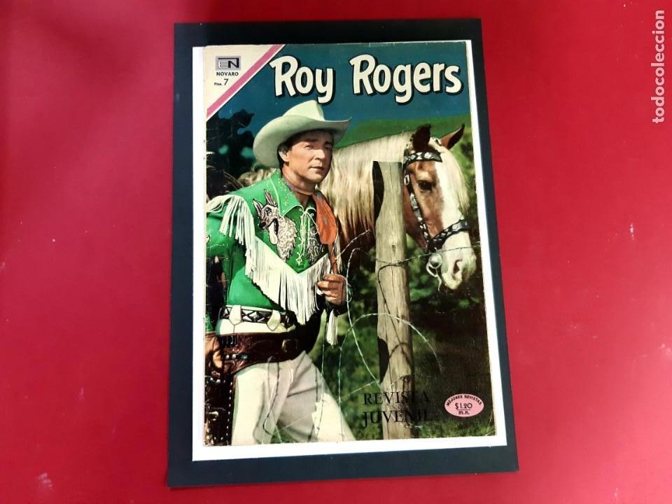 ROY ROGERS Nº 218 (Tebeos y Comics - Novaro - Roy Roger)