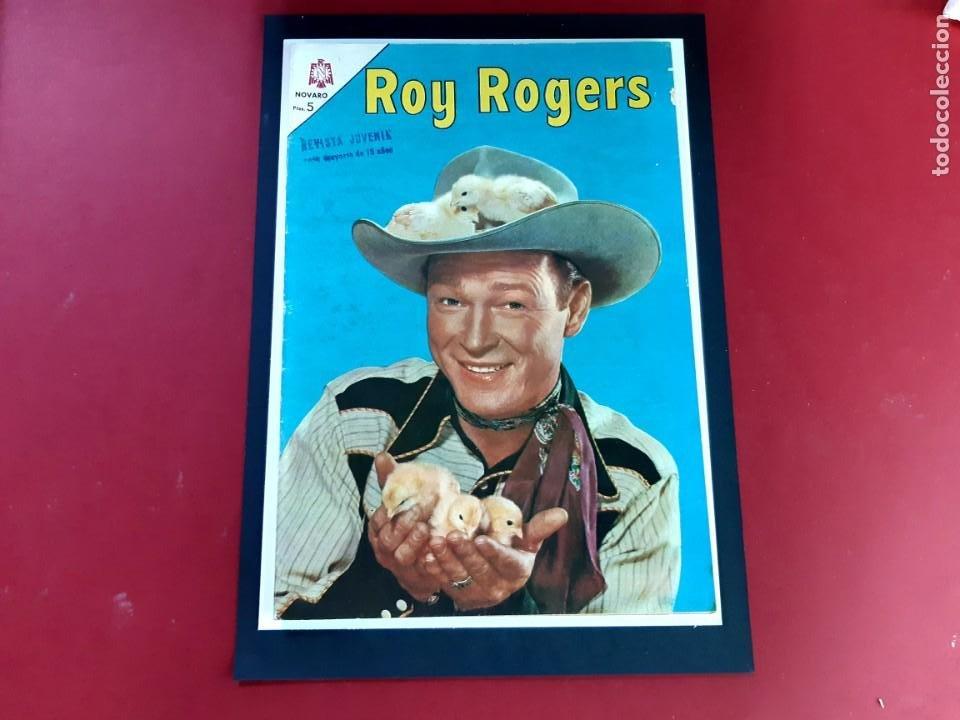 ROY ROGERS Nº 162 EXCELENTE ESTADO (Tebeos y Comics - Novaro - Roy Roger)