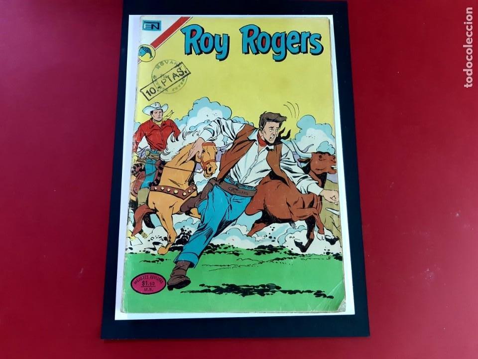 ROY ROGERS Nº 282 (Tebeos y Comics - Novaro - Roy Roger)