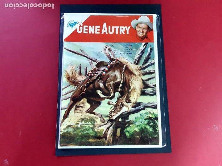 GENE AUTRY Nº 44 EXCELENTE ESTADO (Tebeos y Comics - Novaro - Roy Roger)