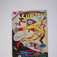 Tebeos: SUPERMÁN - Nº 932 - LUISA LANE, BATMAN Y ROBIN, LA MUJER GATO - NOVARO 1973. Lote 205799453