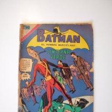 Tebeos: BATMAN Nº 565 - LINTERNA VERDE - NOVARO 1971. Lote 205811591
