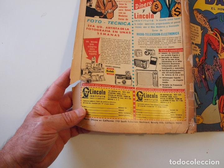 Tebeos: BATMAN Nº 565 - LINTERNA VERDE - NOVARO 1971 - Foto 6 - 205811591