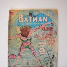 Tebeos: BATMAN Nº 616 - FLASH, FLASHITO - NOVARO 1972. Lote 205821297