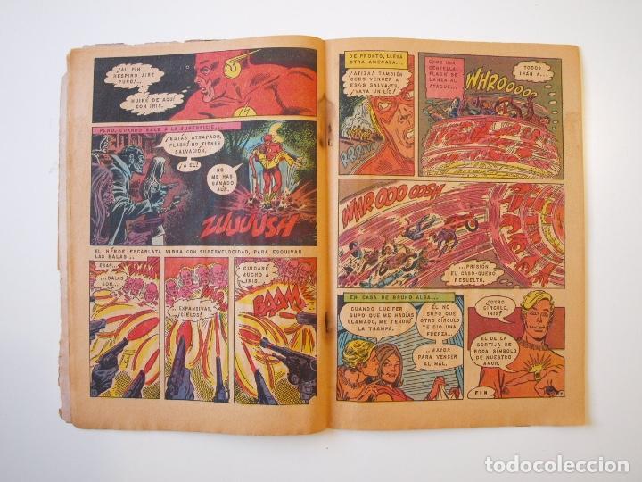 Tebeos: BATMAN Nº 616 - FLASH, FLASHITO - NOVARO 1972 - Foto 3 - 205821297