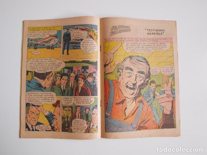 Tebeos: TV MUNDIAL Nº 188 - PLATILLOS VOLADORES - NOVARO 1971 - BE - Foto 3 - 205825178