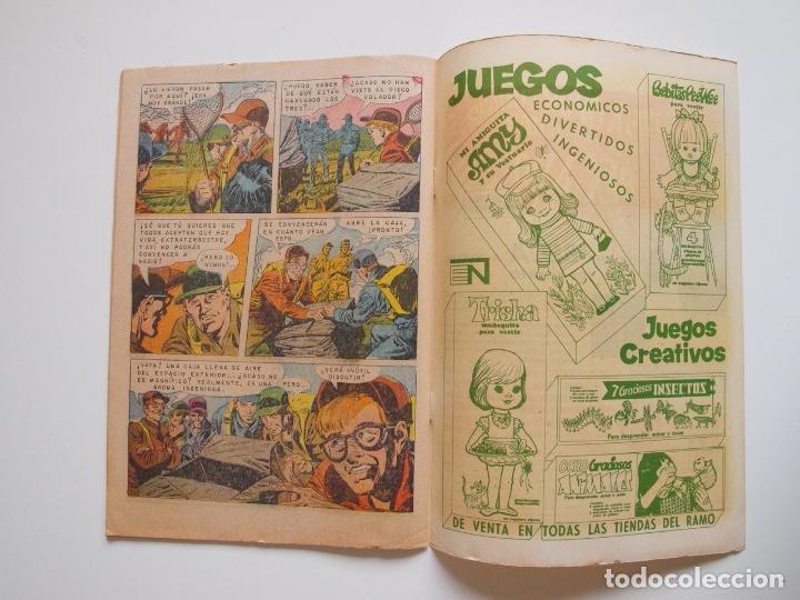 Tebeos: TV MUNDIAL Nº 188 - PLATILLOS VOLADORES - NOVARO 1971 - BE - Foto 4 - 205825178