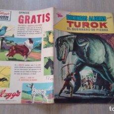Tebeos: DOMINGOS ALEGRES - TUROK - NUMERO 503 -. Lote 205868673