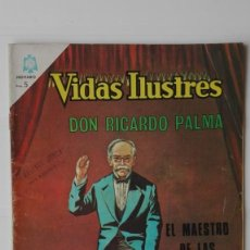 Tebeos: DON RICARDO PALMA. Lote 205937745