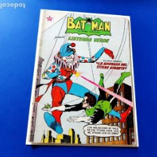 Tebeos: BATMAN Nº 128 NOVARO EXCELENTE ESTADO 1958. Lote 186375043