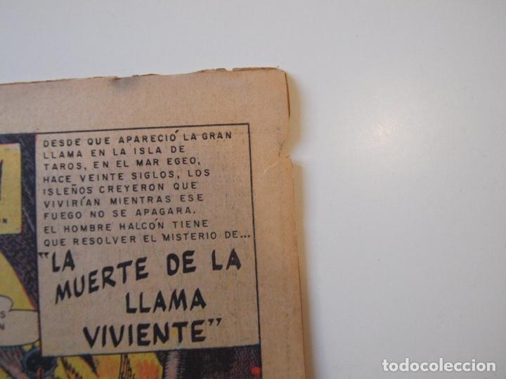 Tebeos: CUENTOS DE MISTERIO Nº 134 - LA AMENAZA DE LOS HOMBRES LEONES - NOVARO 1968 - Foto 5 - 206146217