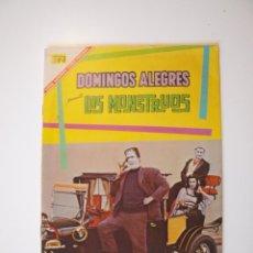 Tebeos: DOMINGOS ALEGRES Nº 674 - LOS MONSTRUOS (LA FAMILIA MONSTER) - NOVARO 1967. Lote 206180530