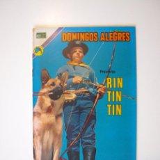 Tebeos: DOMINGOS ALEGRES Nº 981 - RIN TIN TIN - NOVARO 1973. Lote 206181056