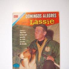 Tebeos: DOMINGOS ALEGRES Nº 867 - LASSIE - SECRETO DE ESTADO - NOVARO 1970. Lote 206181896