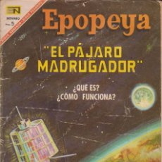 Tebeos: CÓMIC EN ` EPOPEYA ´ Nº 107 ED. NOVARO ( MÉXICO ) AÑO 1967. Lote 206188476