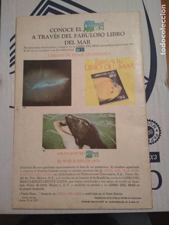 Tebeos: EDGAR RICE BURROUGHS TARZAN DE LOS MONOS 350 AÑO 1973 NOVARO NO FORUM - Foto 10 - 206189712