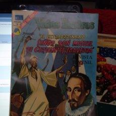 Tebeos: VIDAS ILUSTRES NOVARO 307,1973. Lote 206293873