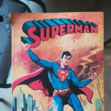 Tebeos: SUPERMAN. LIBRO COMIC TOMO XXIII. EDITORIAL NOVARO 1957 MEXICO NATIONAL PERIODICAL PUBLICATIONS, INC. Lote 206311563