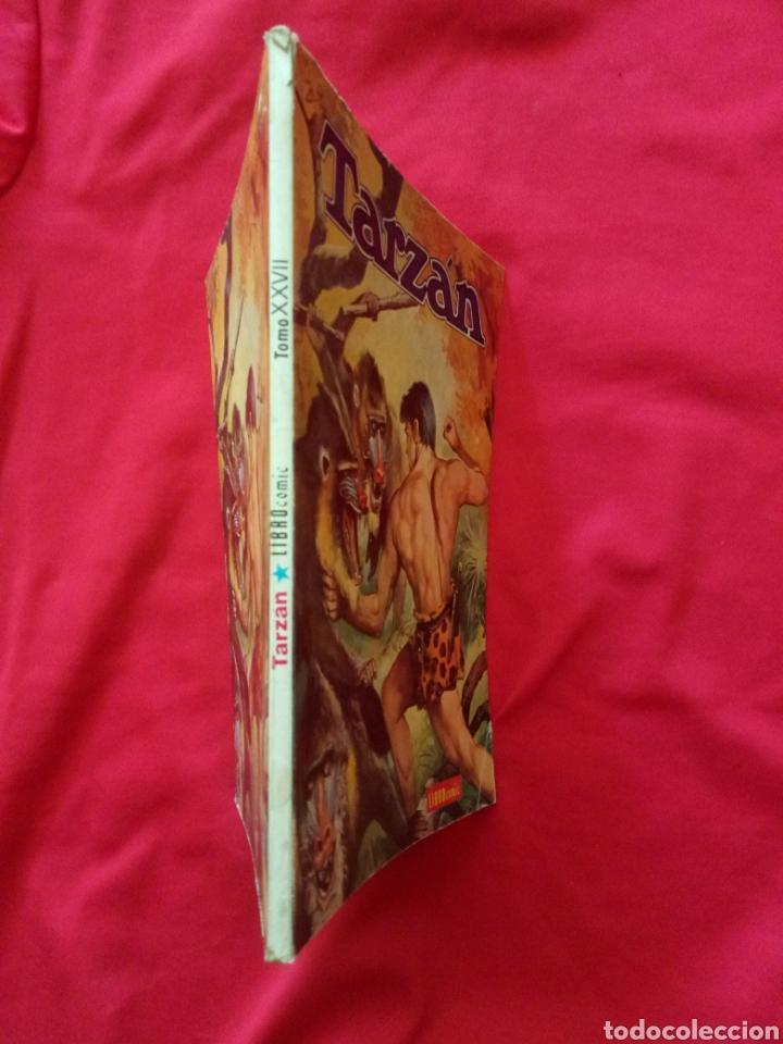 Tebeos: TARZÁN LIBROCOMIC EDITORIAL NOVARO TOMO XXVII Años 70 - Foto 3 - 206351443