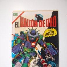 Tebeos: EL HALCÓN DE ORO Nº 116 - LOS ANILLOS MORTALES - NOVARO 1967. Lote 206363906