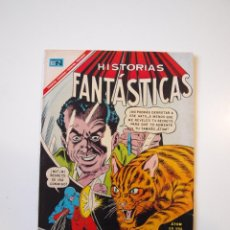 Tebeos: HISTORIAS FANTÁSTICAS Nº 180 - ATOM - COMBATE BAJO EL CRISTAL - NOVARO 1967. Lote 206384481