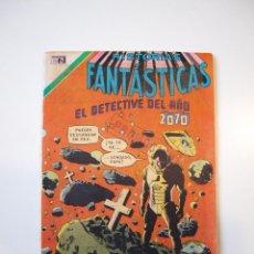 Tebeos: HISTORIAS FANTÁSTICAS Nº 281 - DETECTIVE DEL AÑO 2070 - NOVARO 1971. Lote 206476158