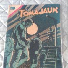 Tebeos: TOMAJAUK Nº 177 NOVARO. Lote 206480201