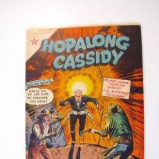 Tebeos: HOPALONG CASSIDY Nº 28 - EL MISTERIOSO TELEGRAMA - ER - NOVARO 1956. Lote 206825288