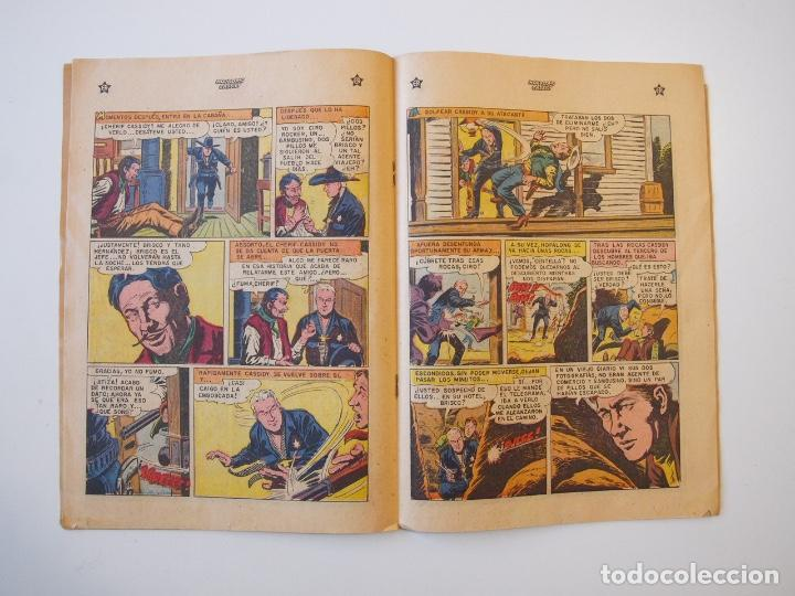 Tebeos: HOPALONG CASSIDY Nº 28 - EL MISTERIOSO TELEGRAMA - ER - NOVARO 1956 - Foto 3 - 206825288