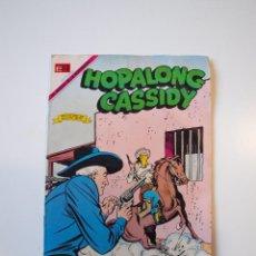 Tebeos: HOPALONG CASSIDY Nº 178 - EL MUCHACHO JUSTICIERO - NOVARO 1969. Lote 206826428