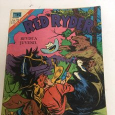 Tebeos: RED RYDER AGUILA NOVARO LOTE. Lote 206963406