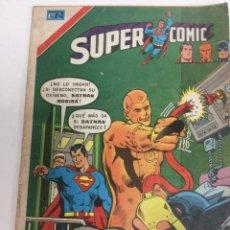 Tebeos: SUPER COMIC Nº 127 AGUILA NOVARO. Lote 206971036