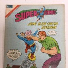 Tebeos: SUPER COMIC 165 AGUILA NOVARO. Lote 207016881