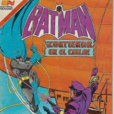 Tebeos: BATMAN: SERIE AGUILA - AÑO: XXXII - Nº 1247 - AGOSTO 3 DE 1984 *** EDITORIAL NOVARO ***. Lote 207060415