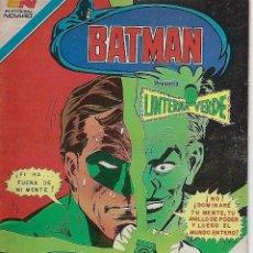 Tebeos: BATMAN: SERIE AGUILA - AÑO: XXXII - Nº 2-1216 - ENERO 2 DE 1984 *** EDITORIAL NOVARO ***. Lote 207060538