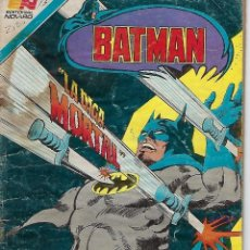 Tebeos: BATMAN: SERIE AGUILA - AÑO: XXXII - Nº 2-1211 - NOVIEMBRE 25 DE 1983 *** EDITORIAL NOVARO ***. Lote 207060666