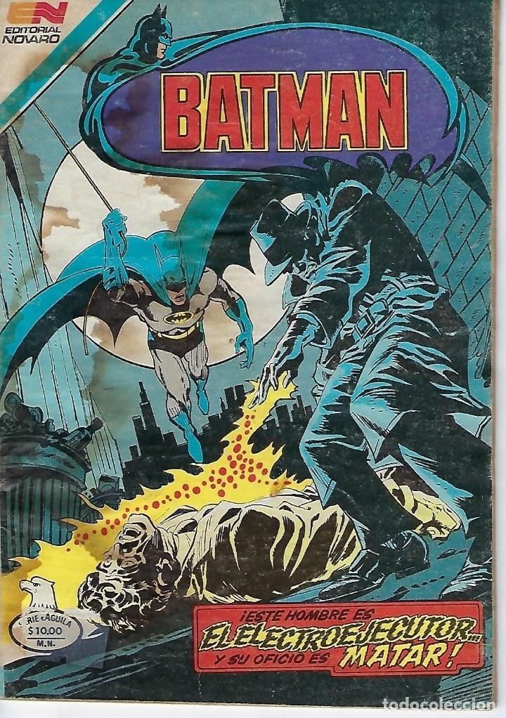 BATMAN: SERIE AGUILA - AÑO: XXXI - Nº 2-1171 - FEBRERO 21 DE 1983 *** EDITORIAL NOVARO *** (Tebeos y Comics - Novaro - Batman)