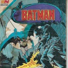 Tebeos: BATMAN: SERIE AGUILA - AÑO: XXXI - Nº 2-1171 - FEBRERO 21 DE 1983 *** EDITORIAL NOVARO ***. Lote 207060823
