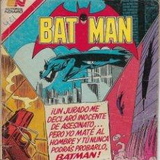 Tebeos: BATMAN: SERIE AGUILA - AÑO: XXXI - Nº 2-1153 - OCTUBRE 15 DE 1982 *** EDITORIAL NOVARO ***. Lote 207060982