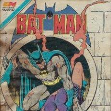 Tebeos: BATMAN: SERIE AGUILA - AÑO: XXX - Nº 2-1135 - JUNIO 11 DE 1982 *** EDITORIAL NOVARO ***. Lote 207061161