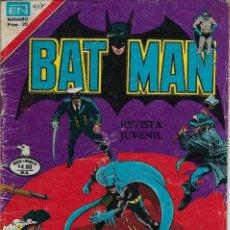 Tebeos: BATMAN: SERIE AGUILA - AÑO: XXVII - Nº 2-971 - JUNIO 1º DE 1979 *** EDITORIAL NOVARO ***. Lote 207061922
