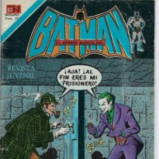 Tebeos: BATMAN: SERIE AGUILA - AÑO: XXVI - Nº 2-950 - NOVIEMBRE 26 DE 1978 *** EDITORIAL NOVARO ***. Lote 207062695