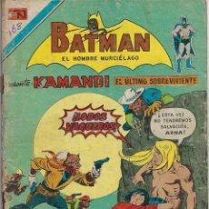 Tebeos: BATMAN: SERIE AGUILA - AÑO: XXVI - Nº 2-932 - JULIO 20 DE 1978 *** EDITORIAL NOVARO ***. Lote 207063188