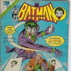 Tebeos: BATMAN: SERIE AGUILA - AÑO: XXV - Nº 2-898 - NOVIEMBRE 27 DE 1977 *** EDITORIAL NOVARO ***. Lote 207063543